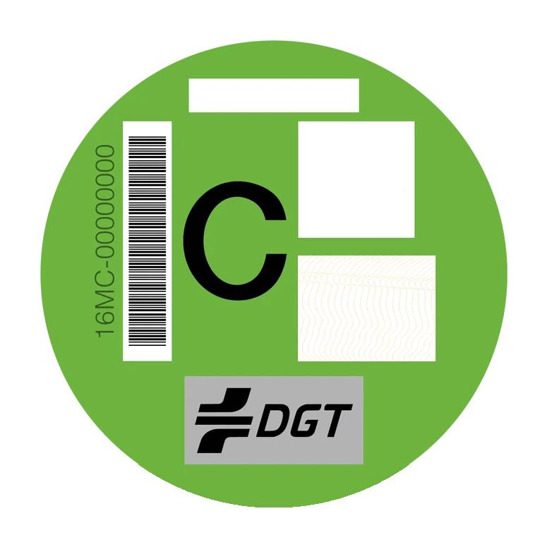 Distintivo Ambiental C